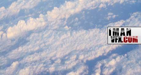 تصاویر با کیفیت ابرها - Aerial Clouds
