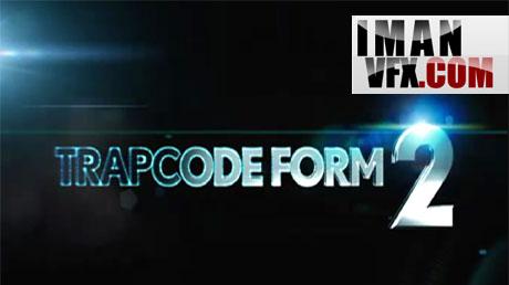پلاگین جدید Trapcode Form v2