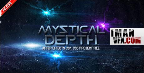 پروژه آماده افترافکت Project for After Effects - Mystical Depth