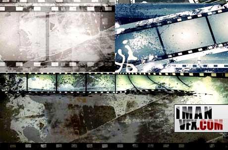 تصاویر بکراند با آبجکت فیلم