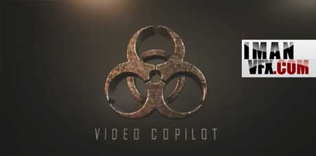 3D Logo با پلاگین Element 3d از VideoCopilot
