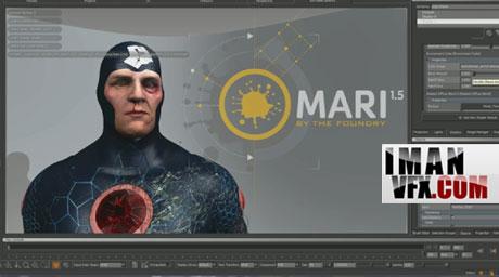 امکانات جدید نرم افزار MARI