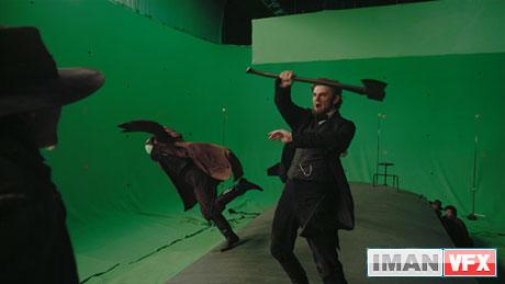 Breakdown در جلوه های ویژه سینمائی