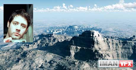 مصاحبه با هنرمندان 3D : این بار Gustavo Åhlén