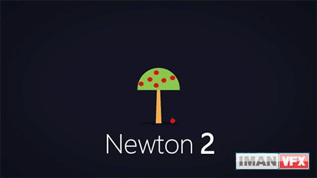 پلاگین افترافکت Newton 2.0