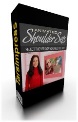 Animated Shoulder Sets 3,Digital Juice
