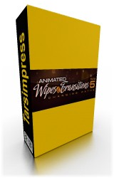Animated Wipes and Transitions Collection 5, Digital Juice
