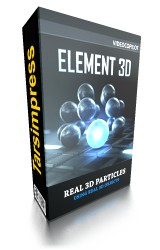 Element 3d 1.6.1 , دانلود پلاگین Element 3d 1.6.1