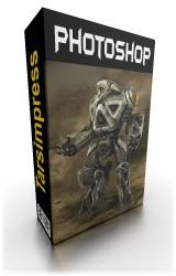 آموزش Photoshop CC,آموزش تصویر سازی با فتوشاپ CC