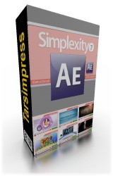 simplexity collection 7 for After effects, Digital Juice