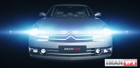 آبجکت و مدل سه بعدی ماشین , مدل 3D اتومبیل Citroen c6