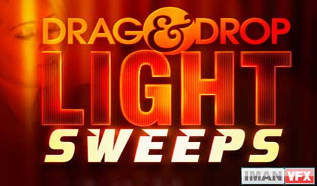 Digital Juice Drag and Drop Series - Light Sweeps
