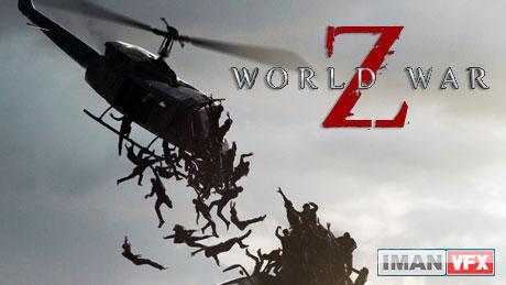 جلوه های ویژه و Making OF فیلم World War Z