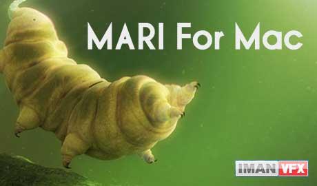 Mari 2.5 برای پلتفرم مک - Mac
