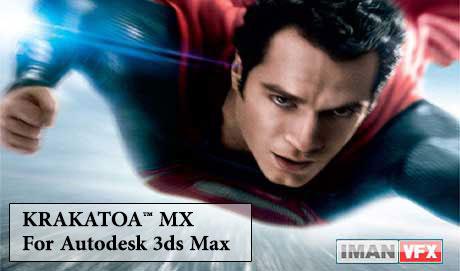 ThinkBox Krakatoa MX 2.2.0.51807 , برای تری دی مکس 2012 تا  2014