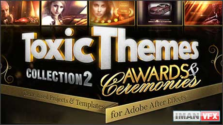 Toxic Theme - Awards & Ceremonies , Digital Juice