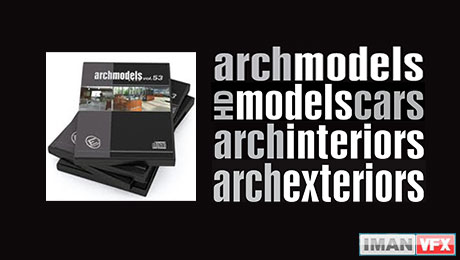 Archmodels , مدل سه بعدی آماده از آرک مدل
