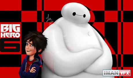 تریلر انیمیشن Big Hero 6 از دیزنی , Big Hero 6 Trailer