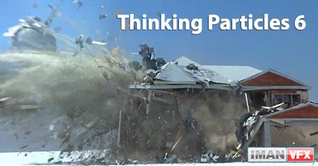 ویژگی های جدید Thinking Particles 6