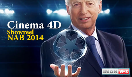 MAXON Cinema 4D Showreel NAB 2014