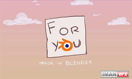 ویژگی های جدید ابزار Grease Pencil در نسخه Blender 2.73