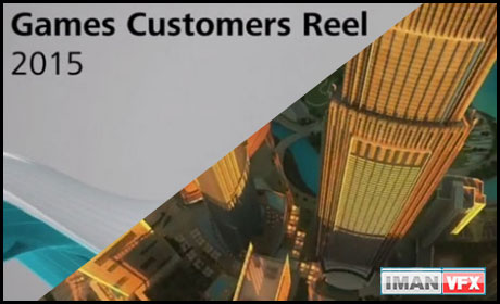 Autodesk Show Reel 2015 , Autodesk Games Customers Reel GDC 2015