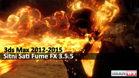 Sitni Sati Fume FX 3.5.5 3ds Max 2012-2015