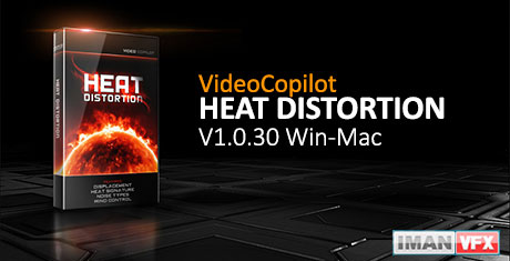 دانلود پلاگین Heat Distortion v1.0.30 Win/Mac از VideoCopilot