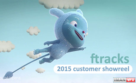 eye candy ftrack 2015 customer showreel