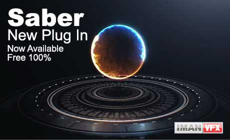 دانلود پلاگین Saber از Videocopilot برای افترافکت Win/Mac