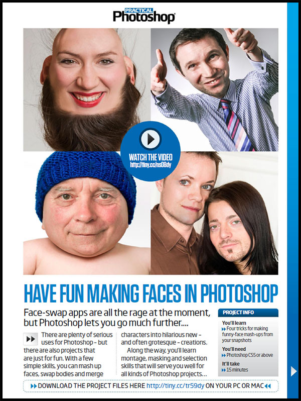 دانلود مجله فتوشاپ