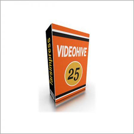 پروژه افترافکت Videohive پکیج 25