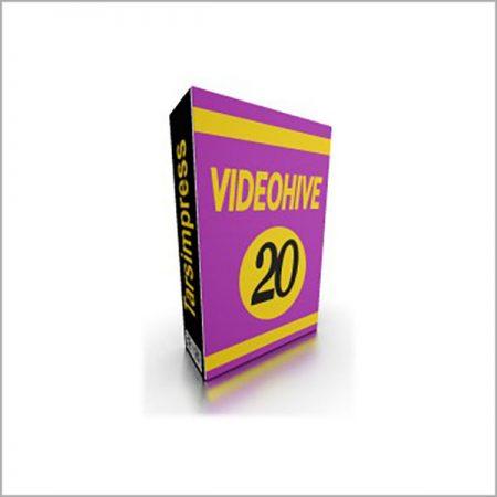 پروژه افترافکت Videohive پکیج 20
