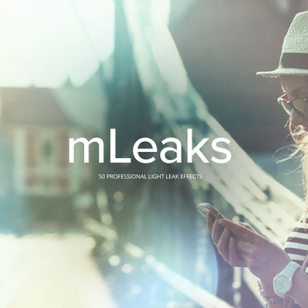 افکت های نور mLeaks از MotionVFX
