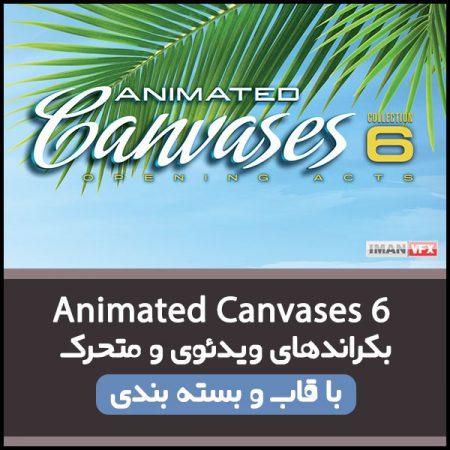 بکراند ویدئویی Animated Canvases 6