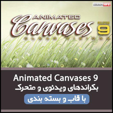 بکراند ویدئویی Animated Canvases 9