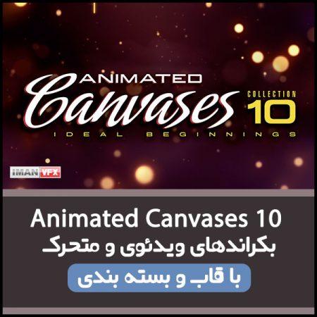 بکراند ویدئویی Animated Canvases 10