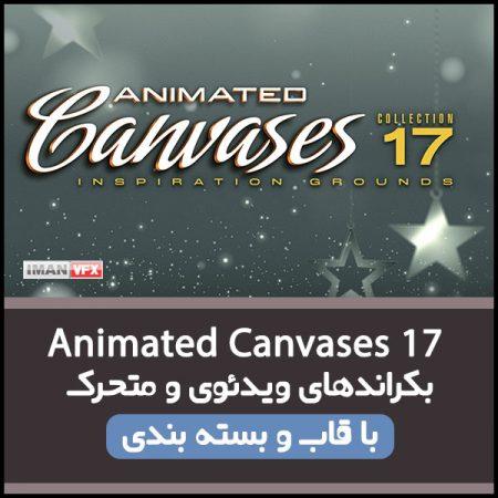 بکراند ویدئویی Animated Canvases 17