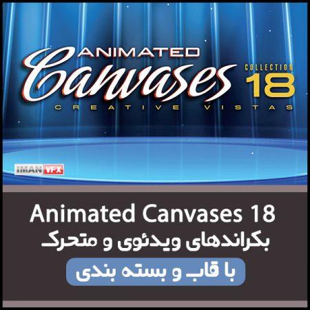بکراند ویدئویی Animated Canvases 18