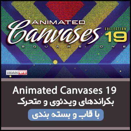 بکراند ویدئویی Animated Canvases 19