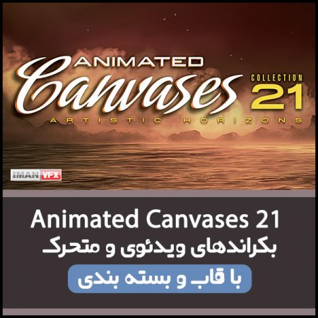 بکراند ویدئویی Animated Canvases 21