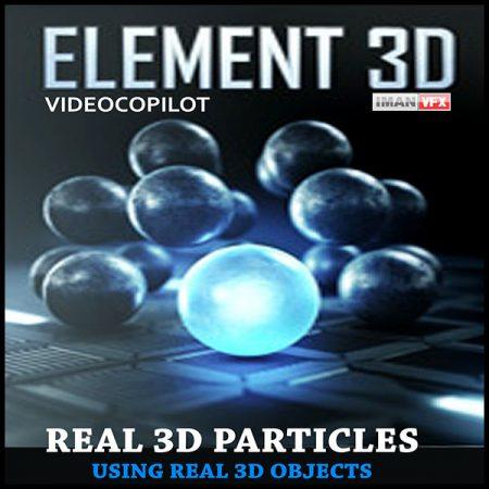 پلاگین Element 3d از ویدئو کوپایلت