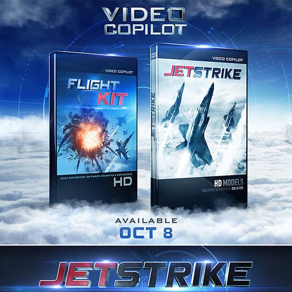 جت های جنگی JetStrike & FlightKit