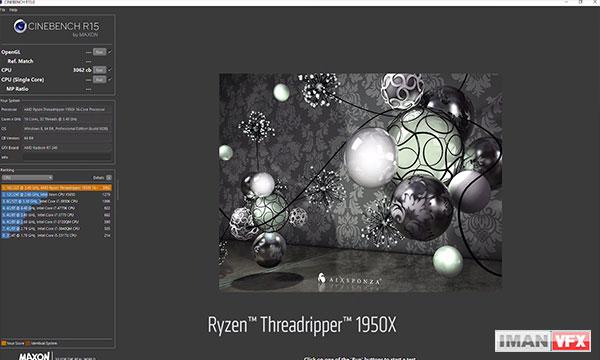 Ryzen Threadripper از AMD