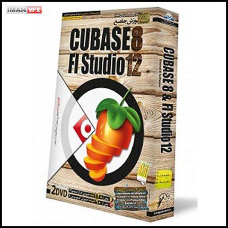 آموزش Cubase 8 و FL Studio 12