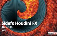 دانلود هودینی Houdini FX 16.5.536