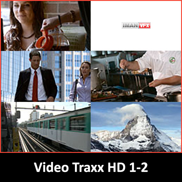 کلیپ و فوتیج ویدئوترکس HD