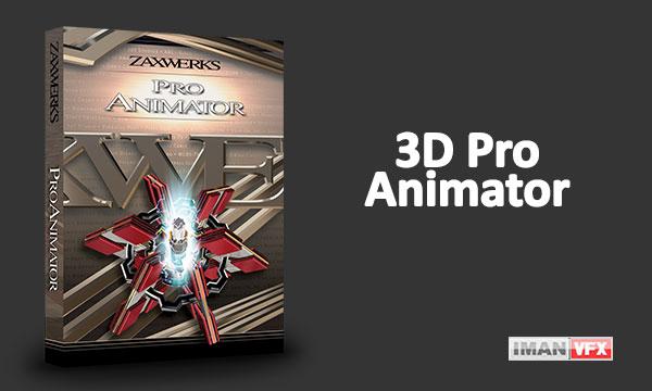 پلاگین ProAnimator FX 4