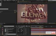 پلاگین Element 3d