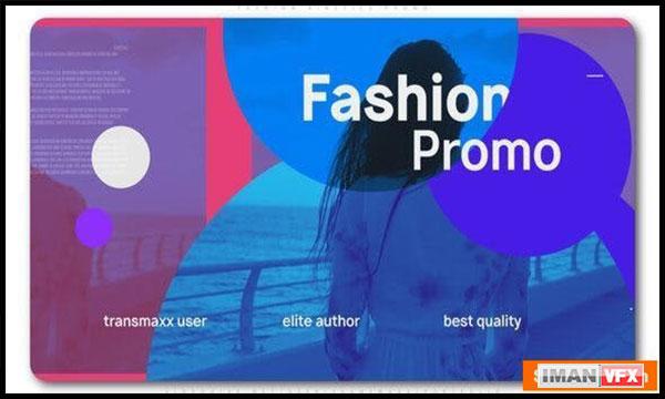 پروژه آماده افترافکت , Fashion Kinetics Promo